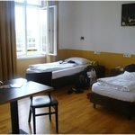 Grand Hostel Berlin resmi