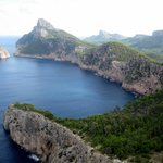 on the road to Cap de Formentor