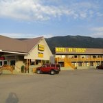 Foto de Glacier Park Motel and Campground