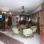 Reception and lobby Sultan Valide Konagi.