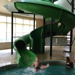 Fairfield Inn & Suites Water-slide