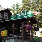 Green Springs Inn and Mountain Cabins Restaurant