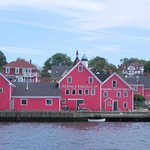 Lunenburg on the oposite shore