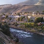 Yellowstone River Motel Foto
