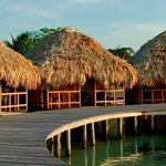 Over-Water Cabanas