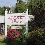 Foto van All Seasons Motel