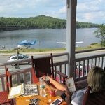 Φωτογραφία: Adirondack Hotel on Long Lake