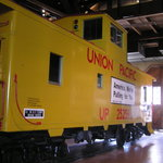 Sacramento California Train Museum