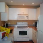 kitchen in unit 1106