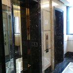 Lift Lobby which Lacks Oxygen