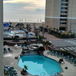 صورة فوتوغرافية لـ ‪Virginia Beach Days Inn at the Beach‬