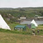 Chleire Haven camping site