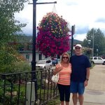 Breckenridge town is so very pretty !