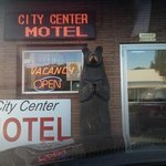 City Center Motel Foto