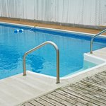 Outdoor Heated Swimming Pool