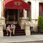 Me and my son NYC