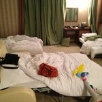 Terrible stay in best wester plus Bristol Sofia