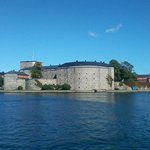 Island Castle in the Stockholm Archipelago