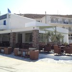 Photo de Kythnos Bay Hotel