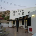 Foto van Little Lindos