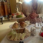 Afternoon Tea at Knockeven House