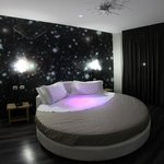 Junior Suite Cielo Stellato (quest'ultimo visibile al buio)