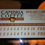 Cambria Coffee Roasting Co. Foto