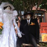 Cavender Creek scarecrows 2013