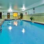 Holiday Inn Express Waterloo Swimming Pool