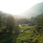 Rila Valley Sunset