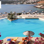 The Big Pool of Patara Prince Hotel&Resort