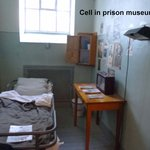 Inmates cell in museum