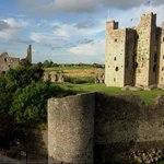 Trim Castle view
