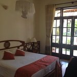 ver comfortable room at windbell homestay