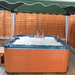Sherwood Lodge Hottub