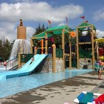 Beautiful waterpark for kids!