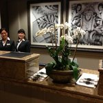 Wyndham front desk team are great!