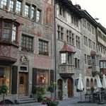 picturesque village of Stein am Rhein