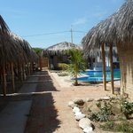 Foto de Bikini Bungalows & Bar