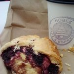 great tasting marion berry scone