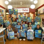 Painting with a Twist- Sherman
