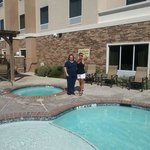 Hampton Inn Vernon Texas Foto