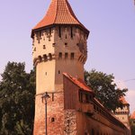 One of the Guild Towers in Sibiu