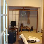 Photo de ShinOsaka Station Hotel Group Kishibe Station Hotel