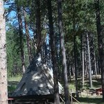 Фотография Fort Welikit Family Campground