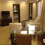 Business Suite Sitting Room