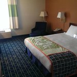 Fairfield Inn Portsmouth Seacoast resmi