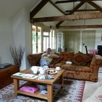 Foto de Manor Barn Bed and Breakfast