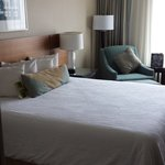 The King Bed at Hilton Graden Inn (HGI)