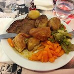 Roast Dinner on the Sunday !